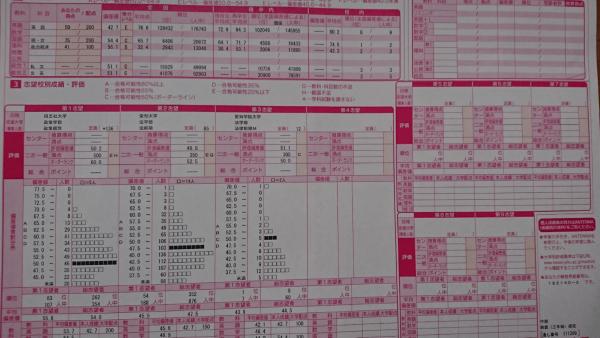 2019年 全統記述模試 第1回 政経偏差値56.1 鈴鹿高校探求 T.R君
