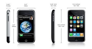 iphone 2g vs 3g