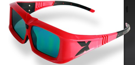XpanD - 3D Cinema Active Glasses