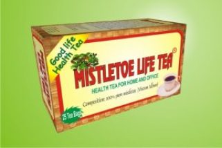 Mistletoe Life Tea