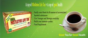 Benefits of mistletoe