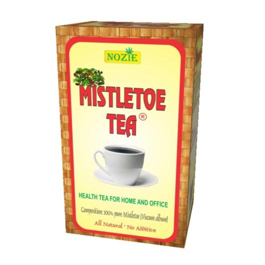 Mistletoe Tea