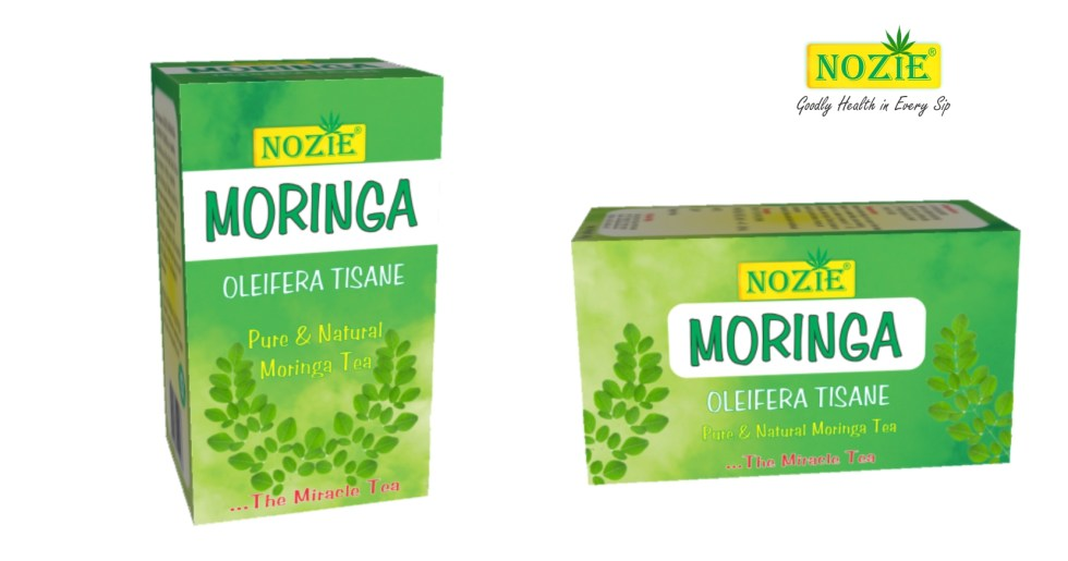 Pure Moringa Tea