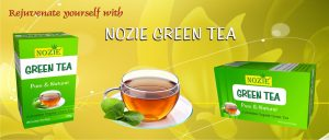 Nozie Green Tea Featured