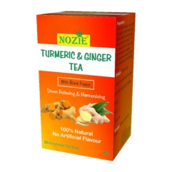 Turmeric Ginger Tea