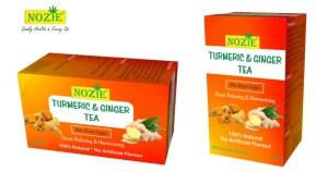 Turmeric Ginger Black Pepper