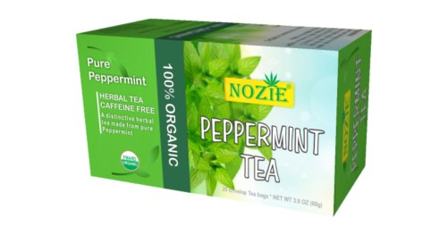 Peppermint leaves Tea