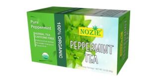 Peppermint leaves Tea