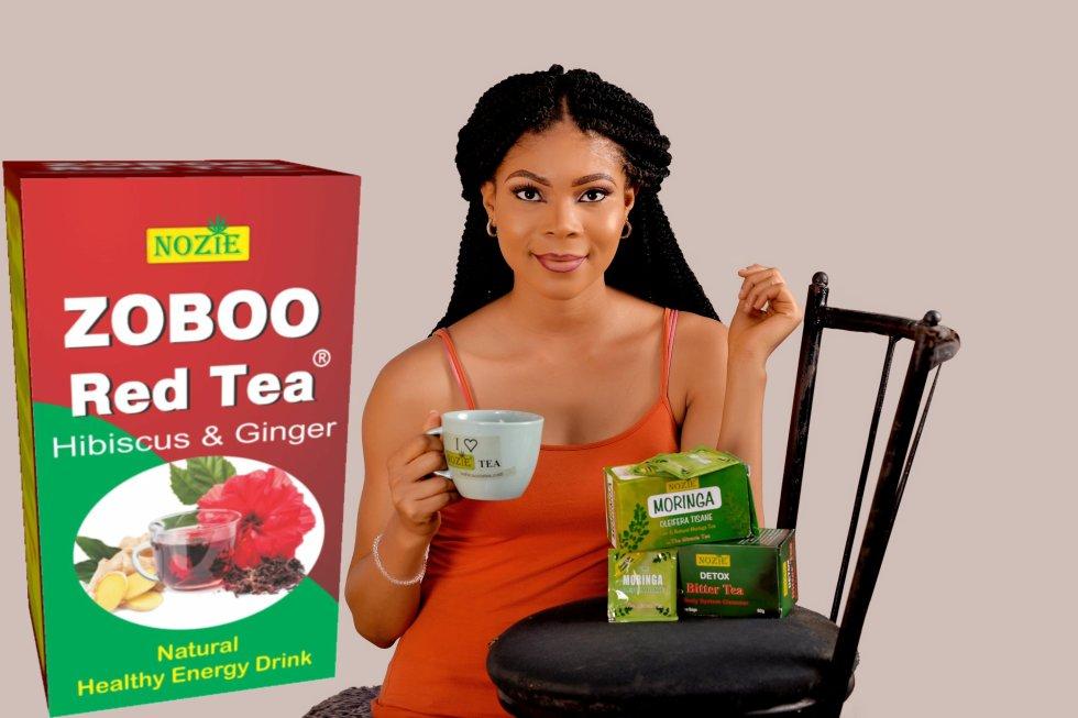 Zobo Tea