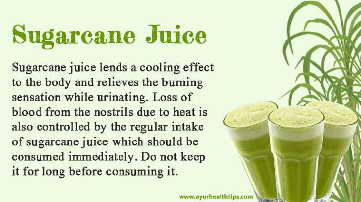 Sugarcane Benefits