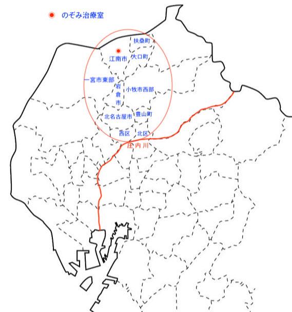 愛知県尾張地方