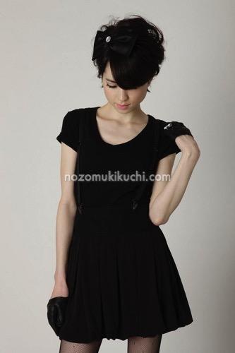 黒髪フレンチショートヘア2