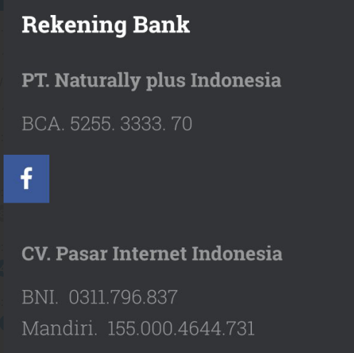Rekening Bank Naturally Plus