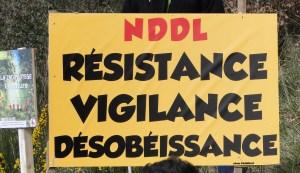 Résistance vigilance désobéissance