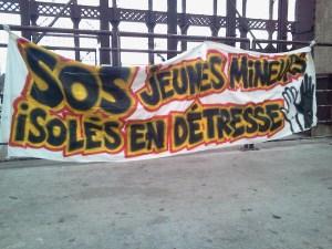 SOS jeunes mineurs isolés en détresse
