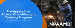 Millwright Spring 2019