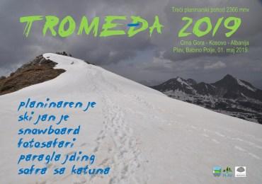 Treći planinarski pohod Tromeđa 2019