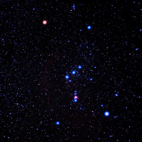 Current constellations in the sky | NPAstro