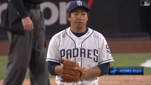 【訃報】パドレス牧田、満塁弾浴び1回4失点、防御率7点台へ