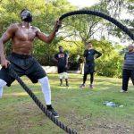 メジャーリーガーのトレーニング風景wwwwwwww