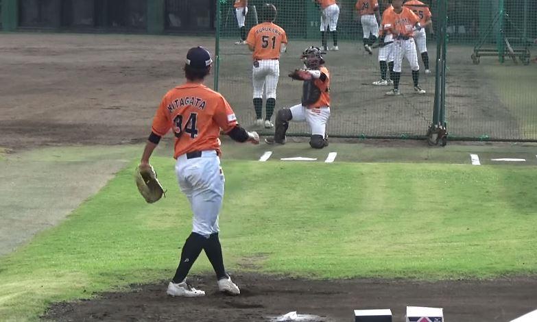 【競合必至】独立リーグで球速159キロの選手現る!!