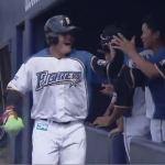 【速報】清宮幸太郎またまたホームランwww ファーム単独トップの第8号特大アーチ