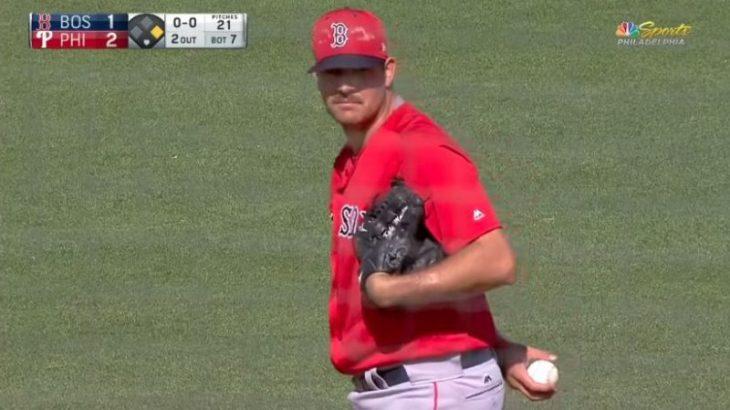 【MLB】レッドソックスが救援右腕マーティンと契約解除 日本でプレーと球団が発表