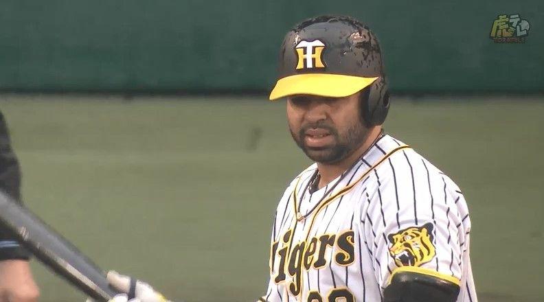 【悲報】阪神・ロサリオ(3億4000万円)今季限りで解雇へ
