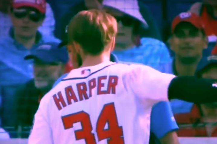 【朗報】選ばれし者ブライス・ハーパーさん揺りもどす