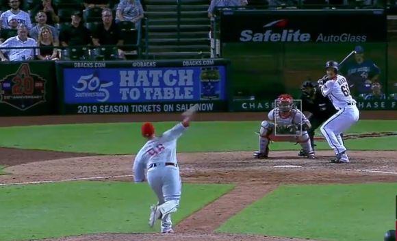 【MLB】ダイヤモンドバックス平野佳寿さんのメジャー初打席の結果wwwww