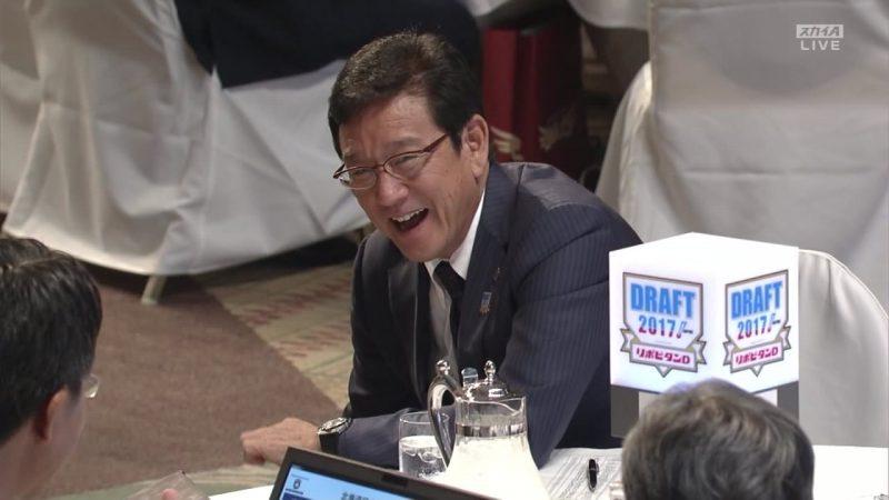 日本ハム・栗山監督「トラウトってドラフトの順位が低いんだよね?下位にも絶対、トラウトがいるんだよ!」