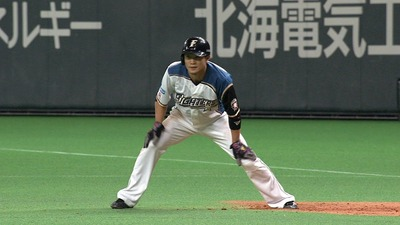 【契約更改】日ハム西川遥輝、年俸1億6000万から2年4億+出来高でサイン!