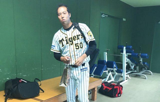 【祝】阪神・青柳晃洋さん、25歳の誕生日を迎える