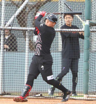 【悲報】中田翔さん、右手首を痛めていた清宮に柵越えの本数で負ける