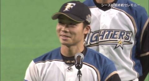 日ハムの中島卓也さんの単打率を御覧ください