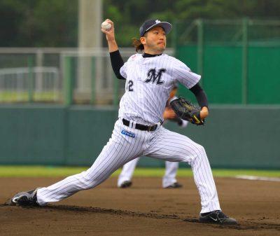 【ロッテ】涌井、ボルシンガーではなく開幕投手は石川歩に決定!!
