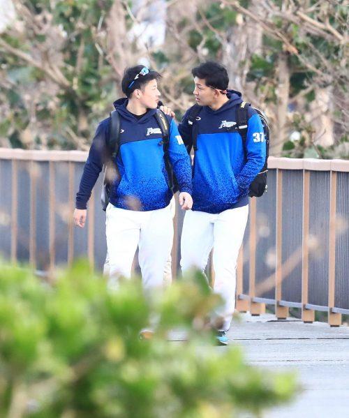 【朗報】本日、甲子園決勝対決再び!吉田輝星vs.柿木蓮 日ハム紅白戦スタメン発表