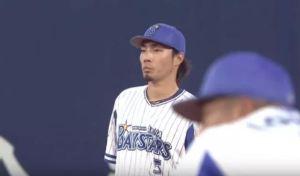 倉本寿彦→プロ通算56四球、平沢大河(2018) →48四球