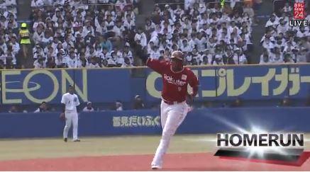 【悲報】楽天オコエ .071(14-1) 1本 3打点 0盗塁 出塁率.133