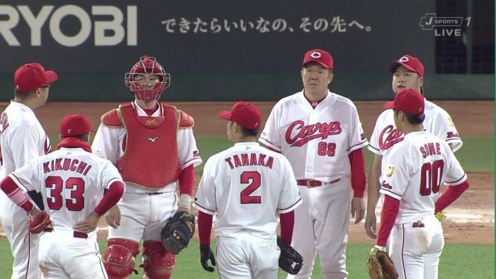 広島カープ(直近5戦) 6得点46失点 ←これ地味にヤバくないか?
