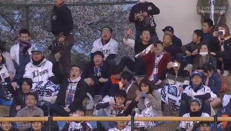 【動画】楽天・浅村、西武ファンからブーイングwwwwwwwwwww