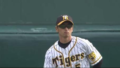 【新人王】阪神・近本光司 .300 2本塁打 OPS.908