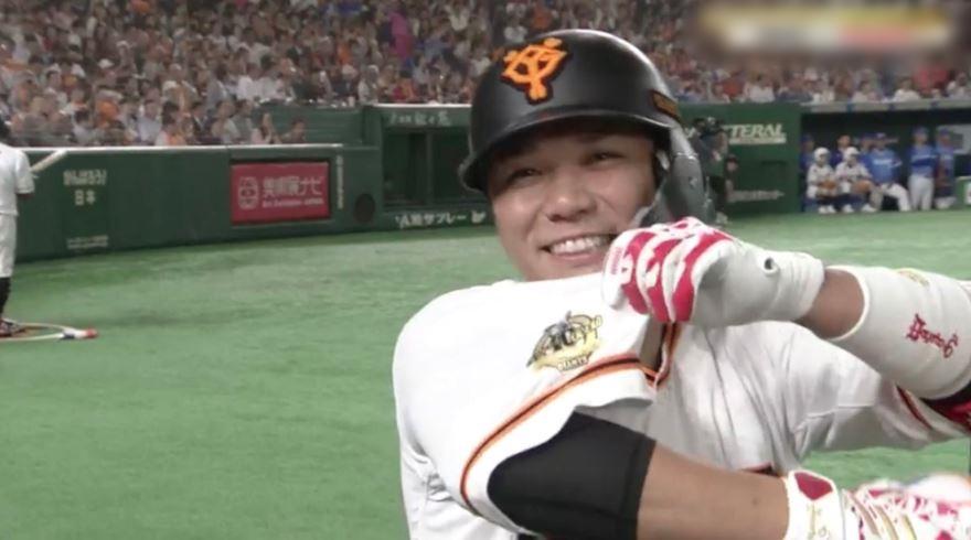 巨人・坂本勇人(遊) 打率.310 40本 94打点