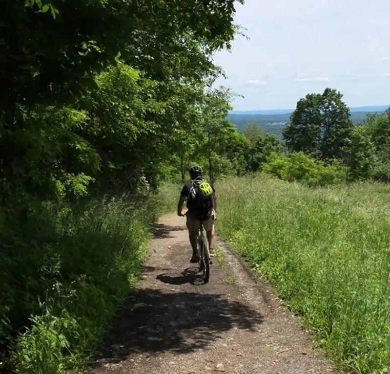 Mohonk Preserve Bike Trip