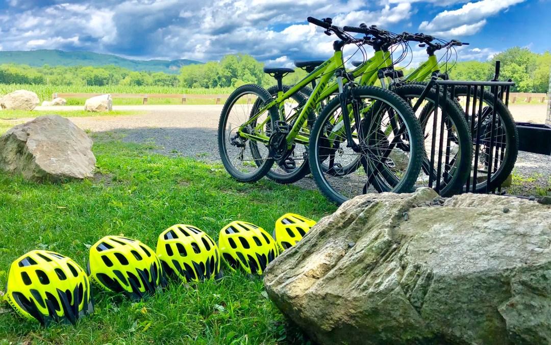 Tony Williams Park, Highland NY Bike Rentals | NP Biking
