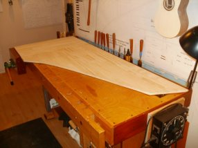 Harpsichord Bottom