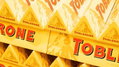 Photo of Toblerone now follows Sharia dietary laws