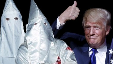 Photo of The KKK officially endorses Trump 2020