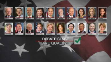 "Photo of Democratic debates to follow ""Survivor"" format: expected to shatter TV ratings records"