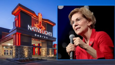 Photo of Elizabeth Warren floats idea of taxing Native American casinos to pay for her policy propositions